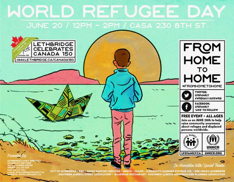 World Refugee Day 2017 Poster For Web2